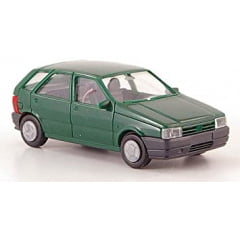 Fiat Tipo - verde escuro, modelo de carro, pronto, Rietze 1: 87