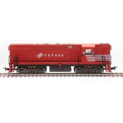 Locomotiva G-12 Fepasa Fase II 3002 - ( NOVA )