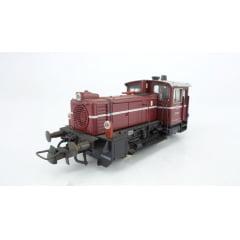 Locomotiva Manobreira BR 333 DB Roco - 04163A
