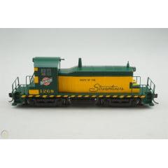 Locomotiva Manobreira Diesel  EMD SW - 1 C&NW #1268 - Walthers