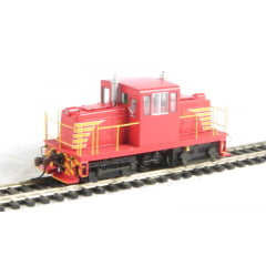Locomotiva Manobreira HO  Train GE 45-Ton com DCC