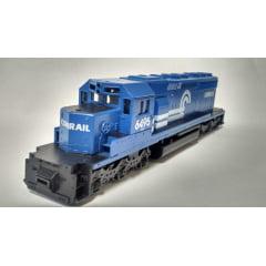 Locomotiva SD/2 Conrail - #6495 - Athearn
