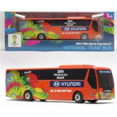 Ônibus Hyundai Seleção Portugal - Copa do Mundo Fifa Brasil 2014