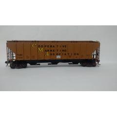 Vagão Hopper CMA #7556 - Proto 2000