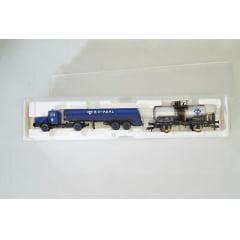 Vagão Tanque ARAL + Caminhão Fleischmann - 84 5426