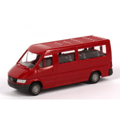 Van HO 1/87 Mercedes Benz Sprinter bus 1995 -  Wiking 281 01